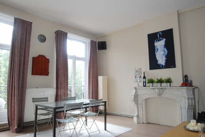 Appartement 4 in Antwerpen, Italiëlei 48 - 1sf.be