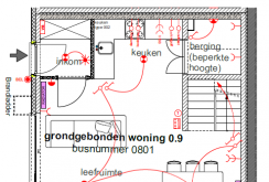 Minderbroedersrui 15 - renovatieproject - co-housing